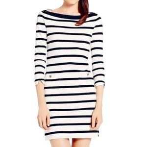 Kate Spade Boatneck Striped dress